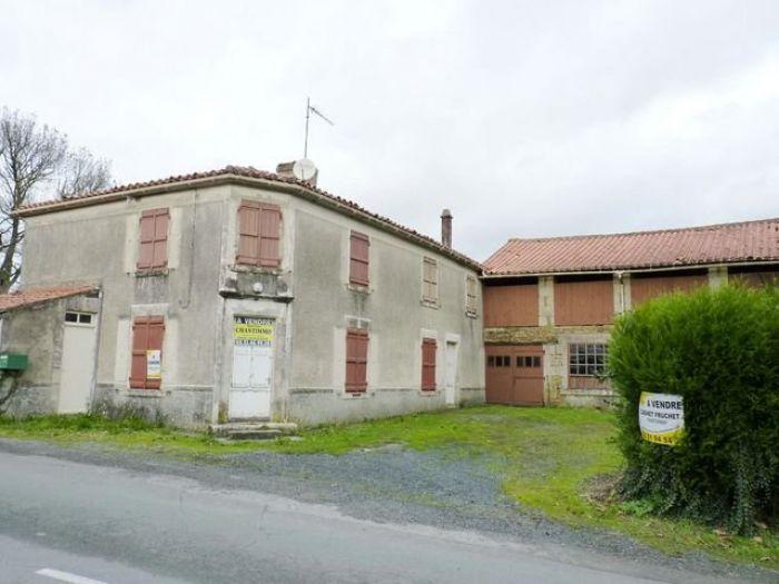 MAISON à vendre LA CAILLERE ST HILAIRE
