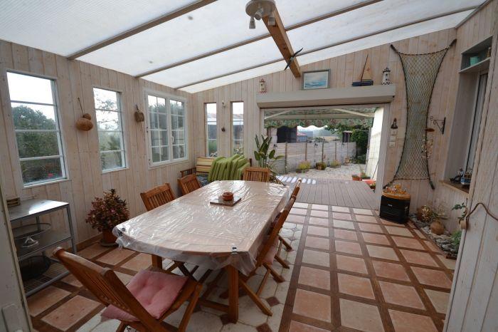 BOURNEZEAU - Jolie maison de ferme r�nov�e avec grange et te BOURNEZEAU immobilier à vendre au prix de 294000 euros