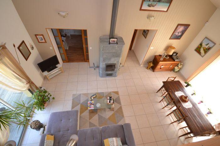 A vendre MAISON sur secteur BOURNEZEAU avec 150 m² de surface habitable