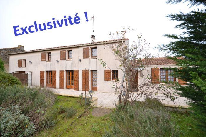 MAISON à vendre ST HILAIRE LE VOUHIS