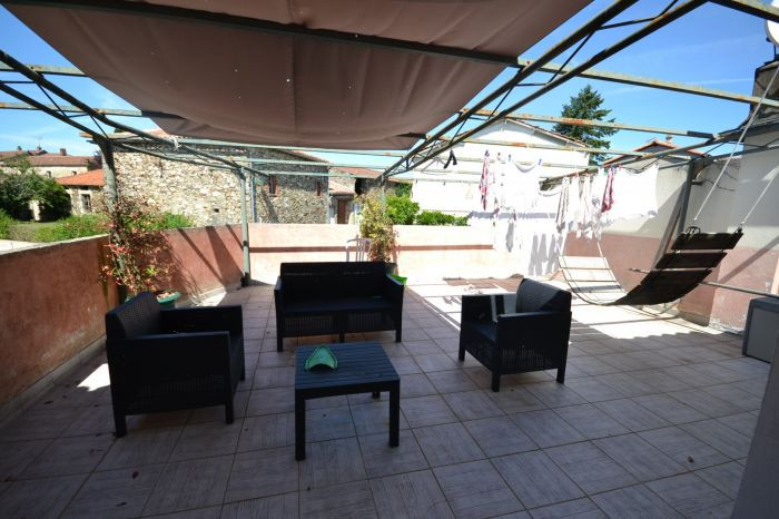 MOUILLERON EN PAREDS - Charmante maison de bourg avec jardin MOUILLERON EN PAREDS immobilier à vendre au prix de 161880 euros