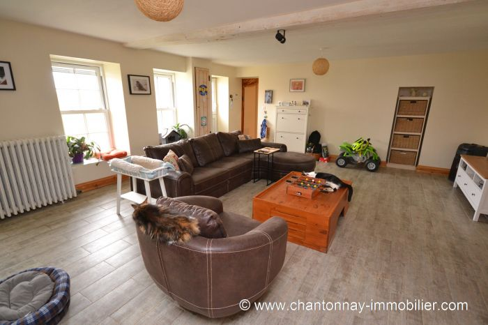 A vendre MAISON sur secteur CHANTONNAY avec 190 m² de surface habitable