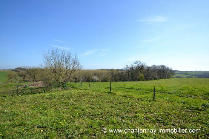 Joli corps de ferme r�nov� avec go�t au calme de la campagne CHANTONNAY immobilier à vendre au prix de 315000 euros