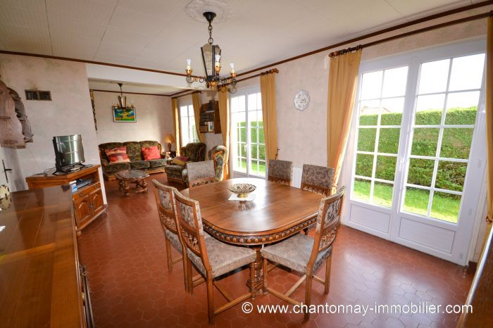 A vendre MAISON sur secteur CHANTONNAY avec 105 m² de surface habitable