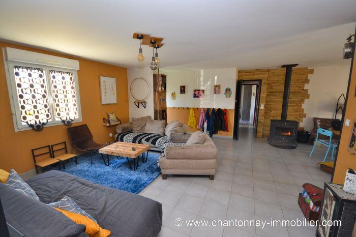 A vendre MAISON sur secteur CHANTONNAY avec 113 m² de surface habitable
