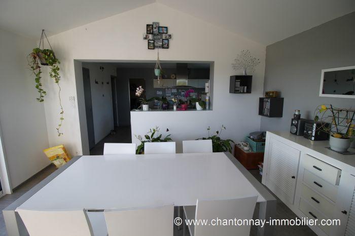 A vendre MAISON sur secteur BOURNEZEAU avec 120 m² de surface habitable