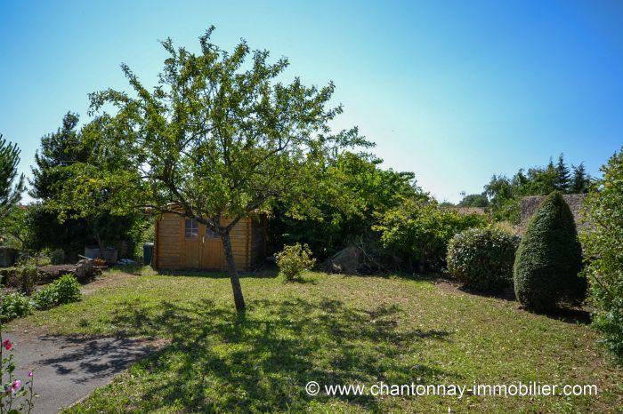 CHANTONNAY - Tr�s jolie maison ossature bois CHANTONNAY immobilier à vendre au prix de 263750 euros