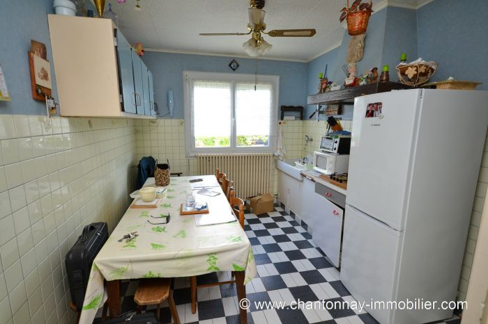MAISON achat vente LA CAILLERE ST HILAIRE M6011