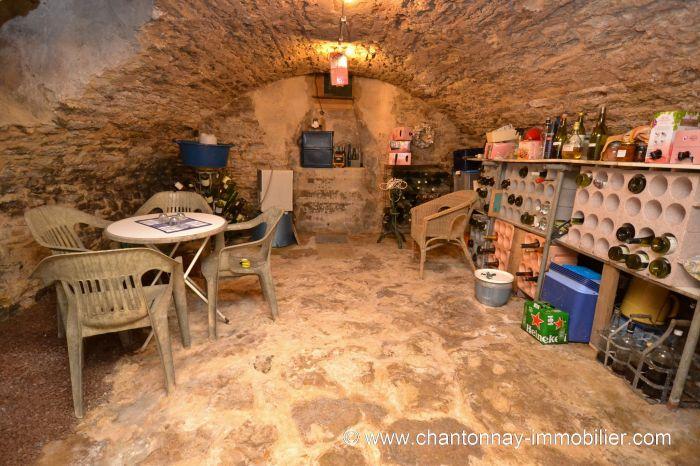 Charmante maison de campagne avec vue d�gag�e - Id�ale pour  à vendre CHANTONNAY au prix de 133125 euros