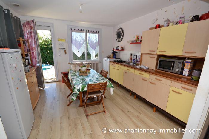 A vendre MAISON sur secteur CHANTONNAY avec 98 m² de surface habitable