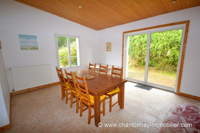 A vendre MAISON sur secteur CHANTONNAY avec 133 m² de surface habitable